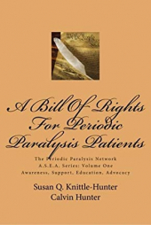 A Bill Of Rights For Periodic Paralysis Patients